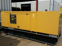 Low Hour Perkins 100kW Generator Set