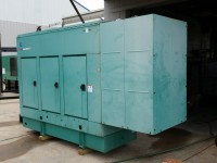 Low Hour Cummins 125kW Generator Set