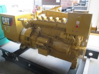New Caterpillar 135kW Generator Set