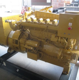 New Caterpillar 135kW Generator Set