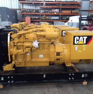 New Caterpillar 85kW Generator Set