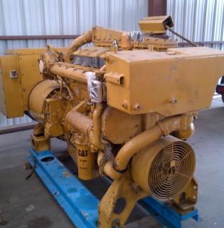 Good Used Caterpillar 240kW Generator Set