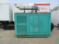 Good Used Cummins 140kW Generator Set