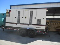 Good Used Caterpillar 400kW Generator Set