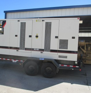 Good Used Caterpillar 400kW Generator Set