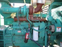 Like New Cummins 125kW Generator Set