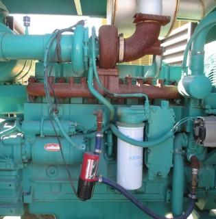 Like New Cummins 125kW Generator Set