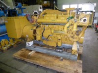Good Used Caterpillar 320kW Generator Set