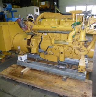 Good Used Caterpillar 320kW Generator Set