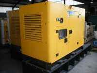 New Perkins 30kW Generator Set