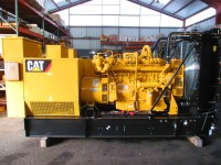 New Caterpillar 190kW Generator Set