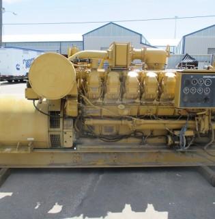 Good Used Caterpillar 765kW Generator Set