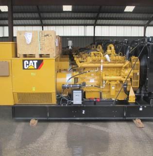 New Caterpillar 150kW Generator Set
