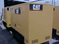 New Caterpillar 40kW Generator Set