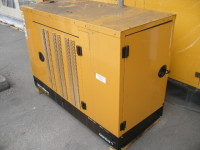 New Surplus GM 25kW Generator Set