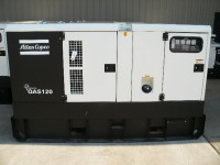 New Atlas Copco 95kW Generator Set