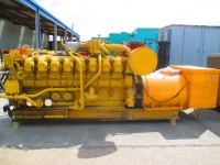 High Hour Caterpillar 820kW Generator Set
