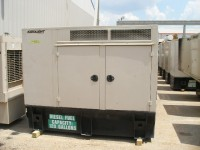 Like New John Deere 30kW Generator Set