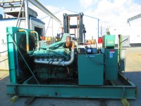 Low Hour Detroit Diesel 425kW Generator Set