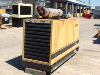 Low Hour Caterpillar 150kW Generator Set