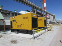 New Surplus Caterpillar 800kW Generator Set