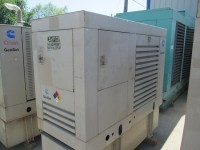 Low Hour Cummins 50kW Generator Set