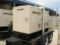 Like New John Deere 50kW Generator Set
