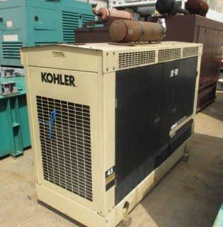 Low Hour GM 41kW Generator Set