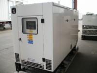 New John Deere 75kW Generator Set