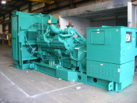 Like New Cummins 2000kW Generator Set