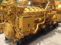 New Surplus Caterpillar 1275kW Generator Set