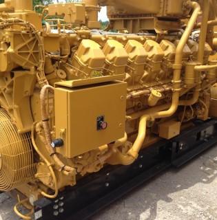 New Surplus Caterpillar 1275kW Generator Set