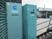 Low Hour Cummins 500kW Generator Set