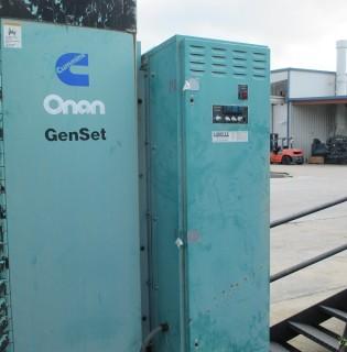 Low Hour Cummins 500kW Generator Set