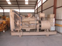 Good Used Cummins 500kW Generator Set