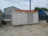 Low Hour Caterpillar 500kW Generator Set