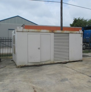 Low Hour Caterpillar 500kW Generator Set