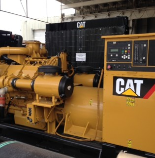 Like New Caterpillar 800kW Generator Set