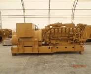 New Surplus Caterpillar 1285kW Generator Set