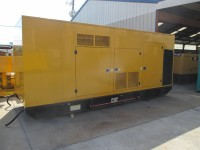 Good Used Caterpillar 650kW Generator Set