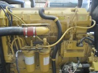 New Surplus Perkins 540kW Generator Set