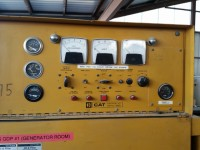 Low Hour Caterpillar 520kW Generator Set