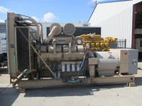 Good Used Cummins 600kW Generator Set