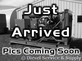 50 kW – Just Arrived Perkins