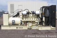 1250 kW Kohler
