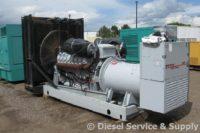1000 kW MTU