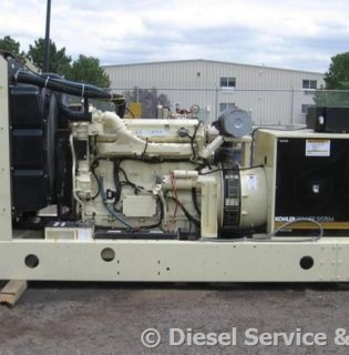 250 kW – Natural Gas – PRICE REDUCED! Kohler