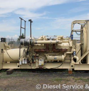 1500 kW Kohler