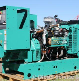 45 kW Cummins