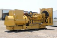 2000 kW Caterpillar